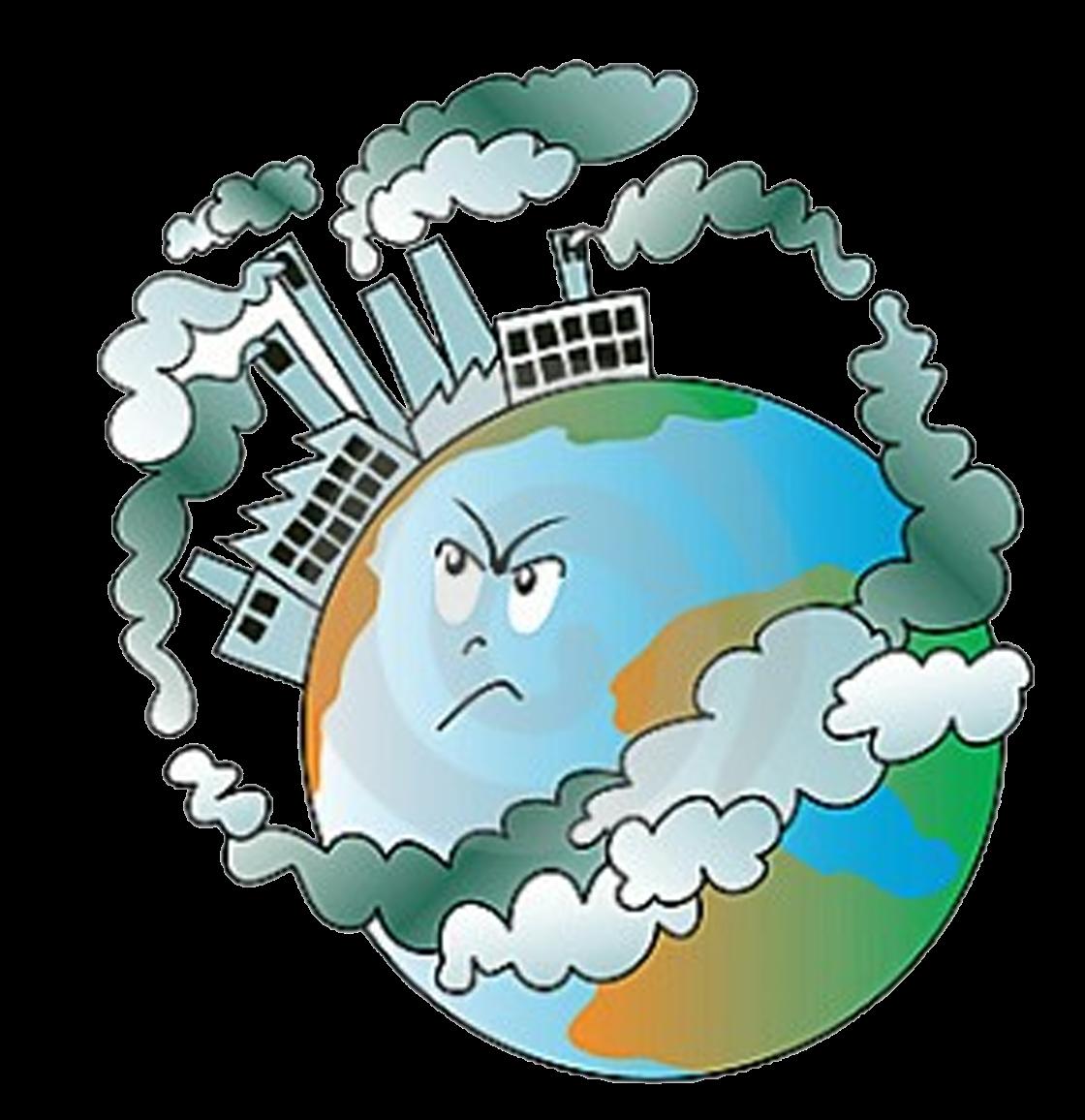 Environment clipart pollution free environment. Air soil contamination water