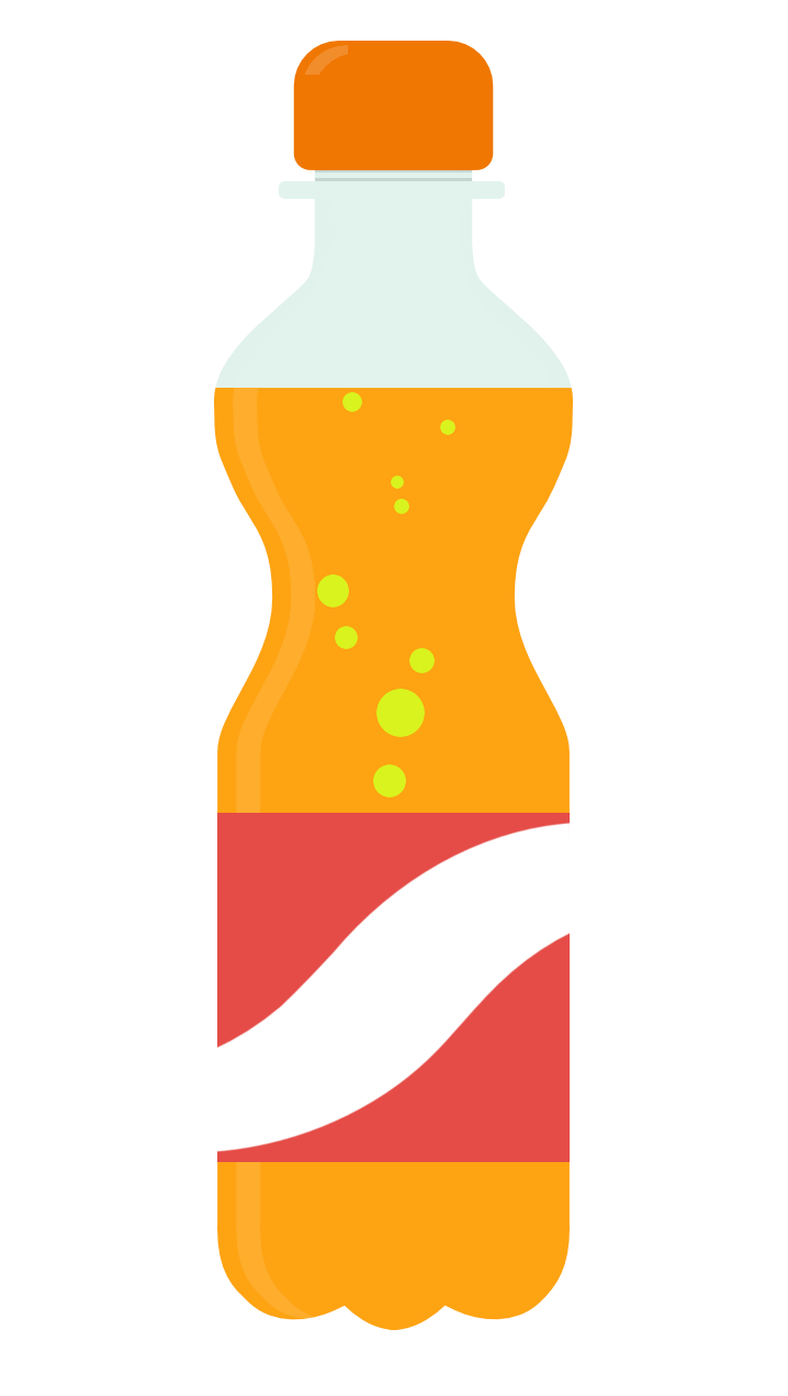 Drinking clipart bottleclip. Soda free to use