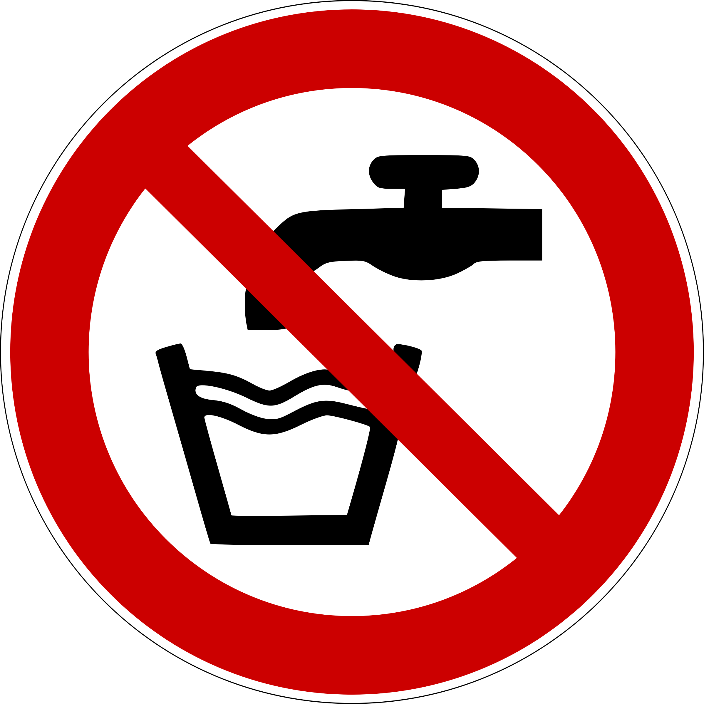 No big image png. Water clipart potable water