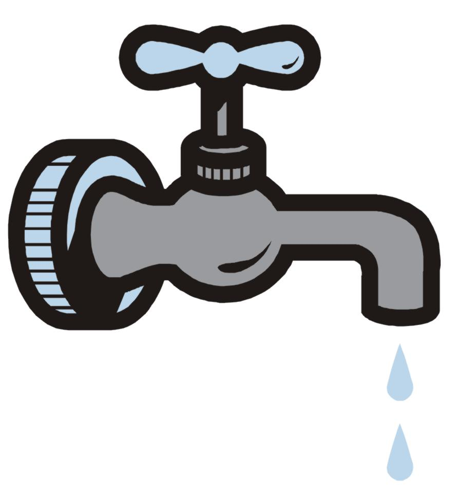 Clip art n free. Water clipart tap water
