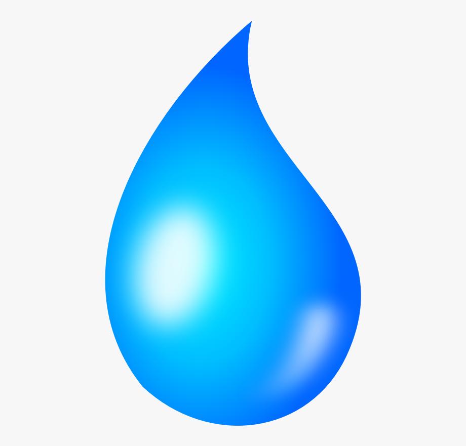 Rain drop . Clipart water transparent background