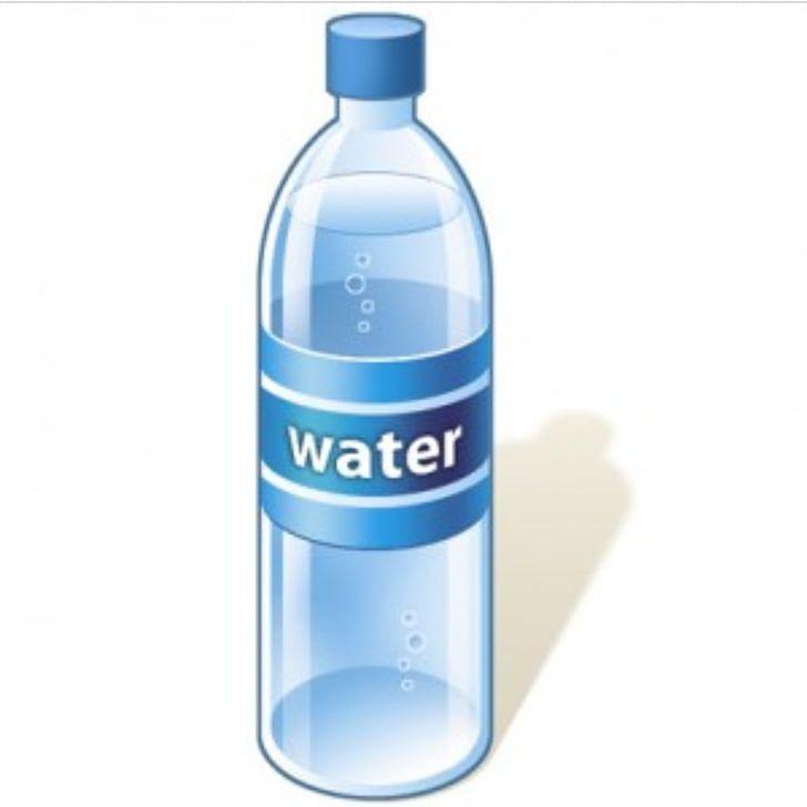 Bottles bottled drinking png. Clipart water water bottle