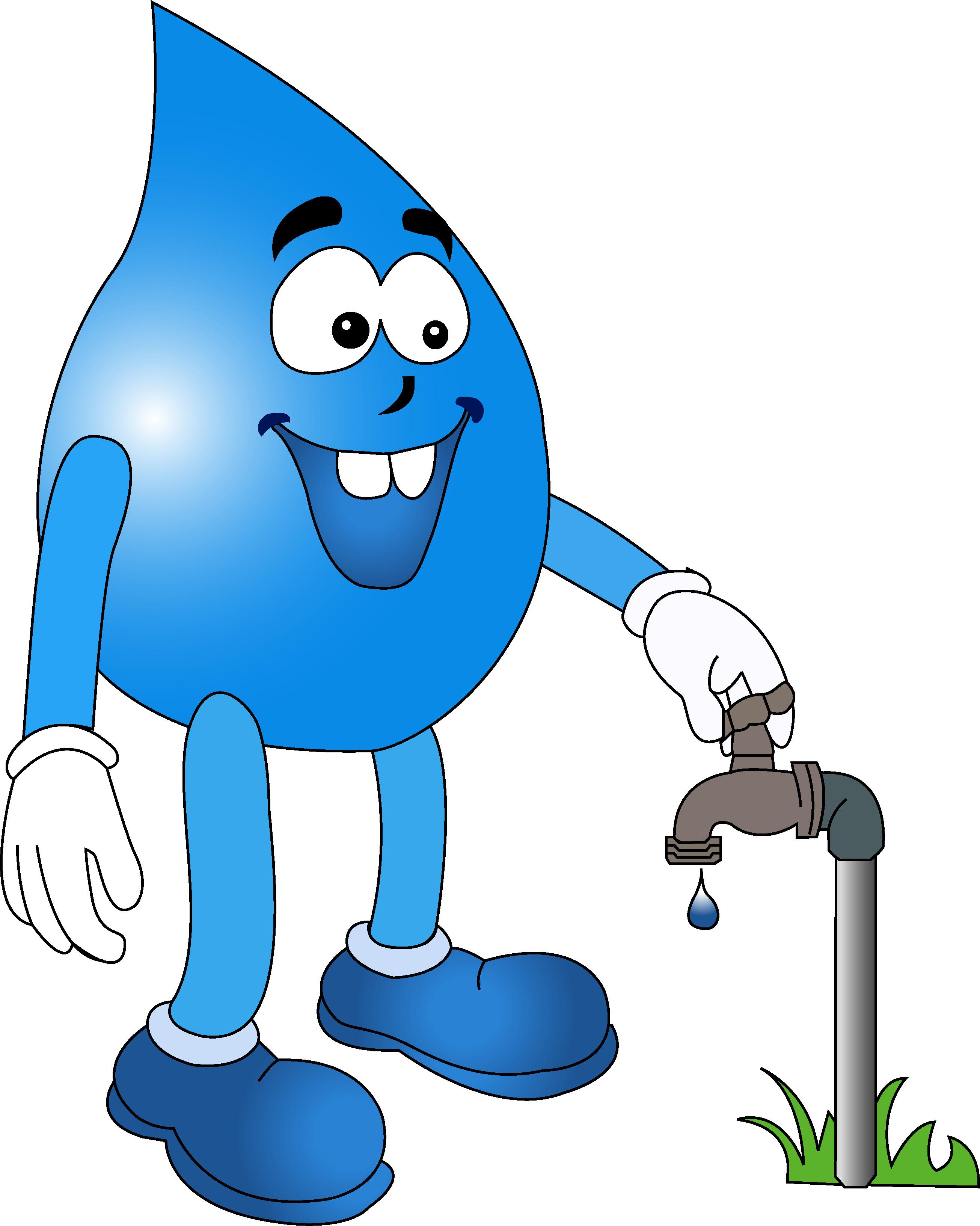 Wet clipart toothbrush. Save water poster nalinidesignprofile