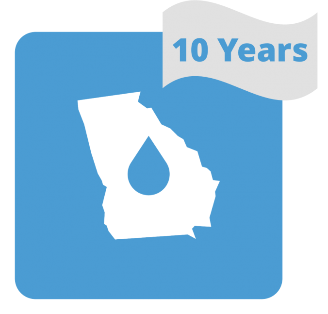 Clipart water water consumption. What years of georgia