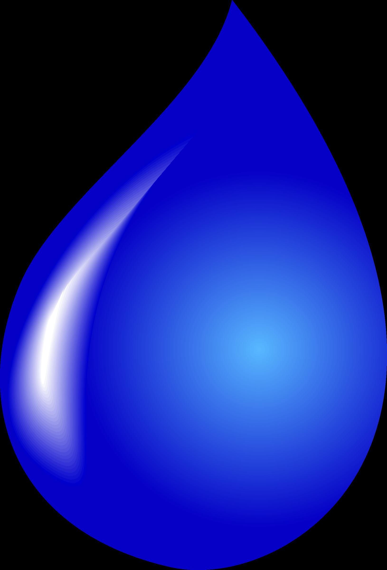 Raindrop clipart tiny. Water drop big image