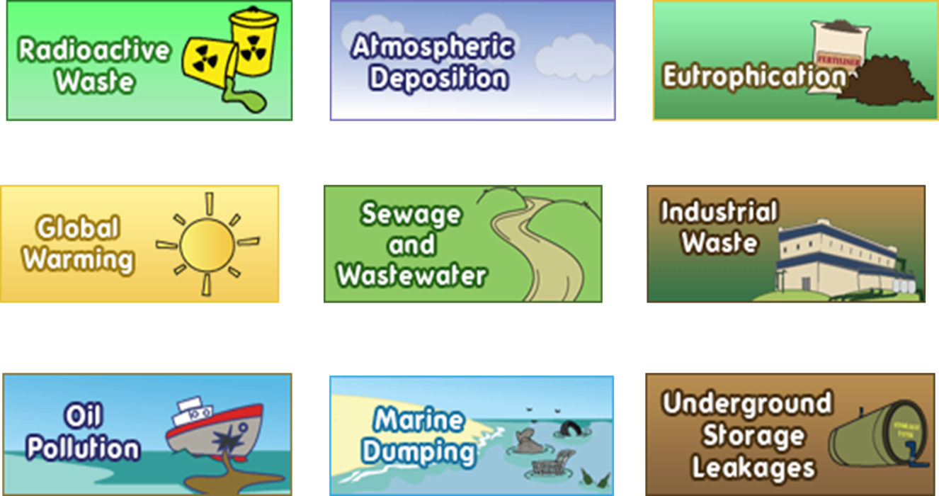 Water clipart water pollution. Animal cleaning contamination earth