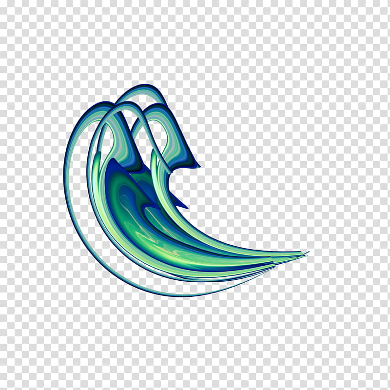 Waves clipart barrel. Aoi green wave art