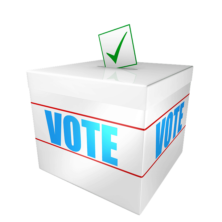 Toms river voters consider. Voting clipart election us