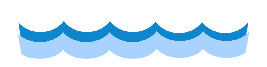 Waves clipart transparent background. Wave sea free png