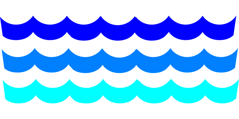 Clipart waves cute. Cartoon ocean free download