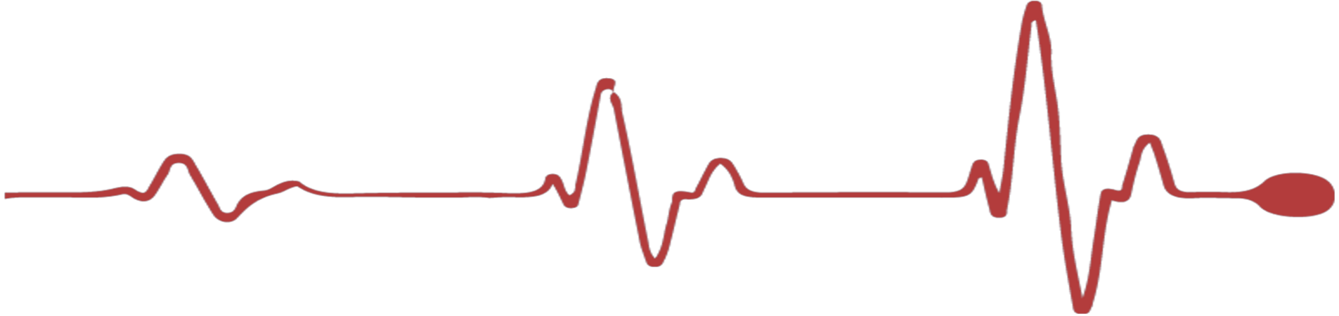 collection of png. Line clipart heartbeat