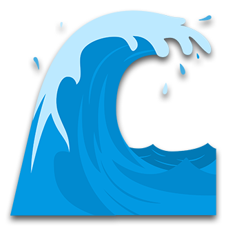 Waves clipart giant wave. Free download best on