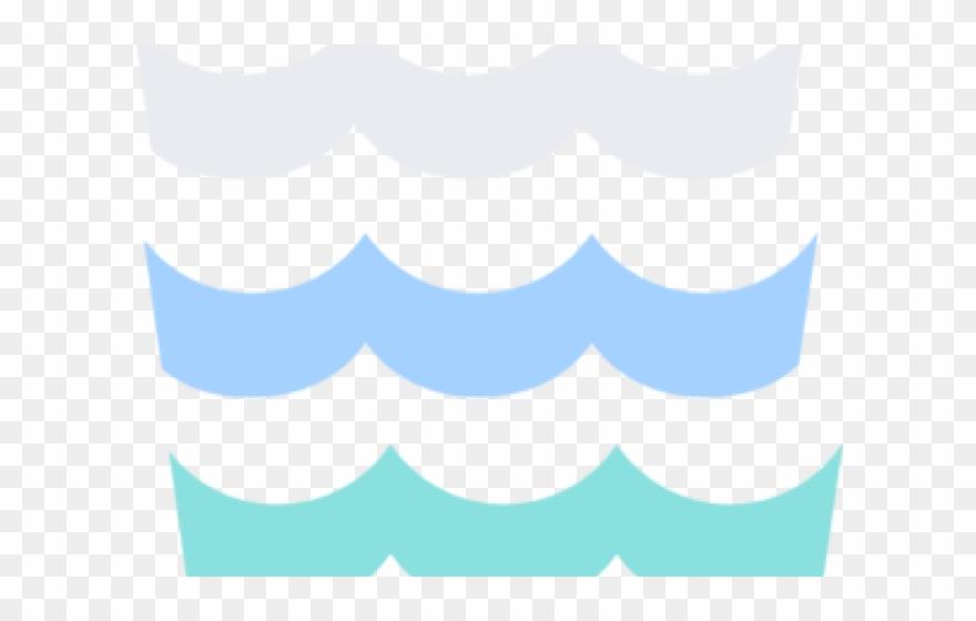 Illustration png download . Waves clipart lake wave