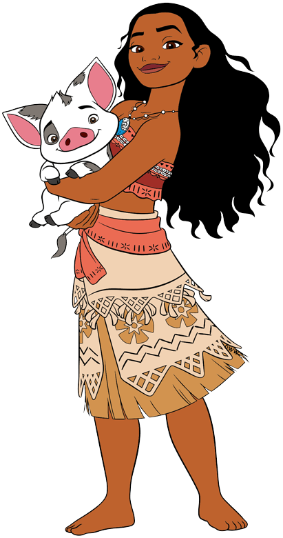 Pua png pinterest party. Moana clipart wave