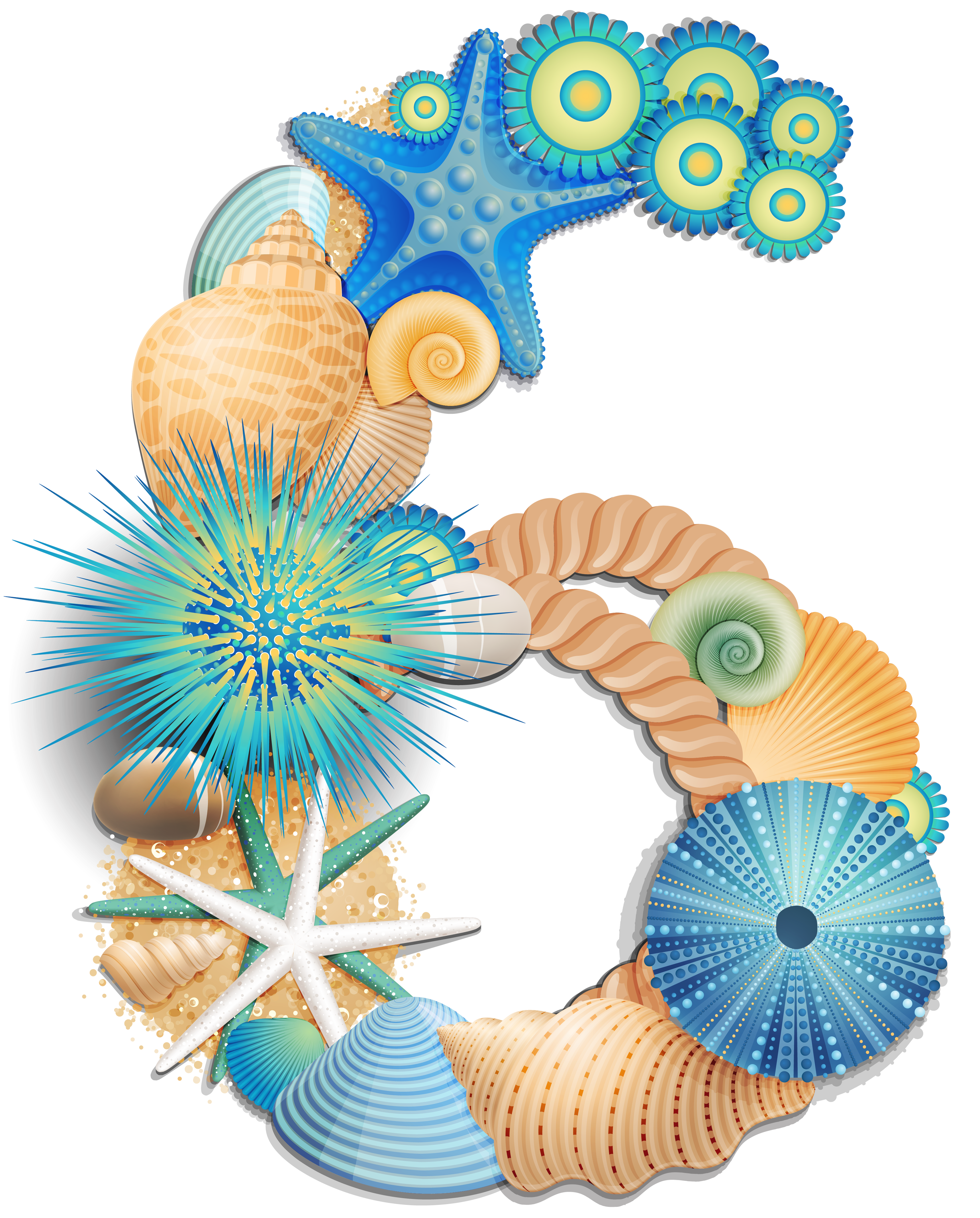 Pin by on pinterest. Waves clipart moana