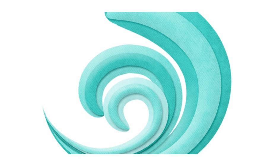 Waves clipart moana. Wave transparent png
