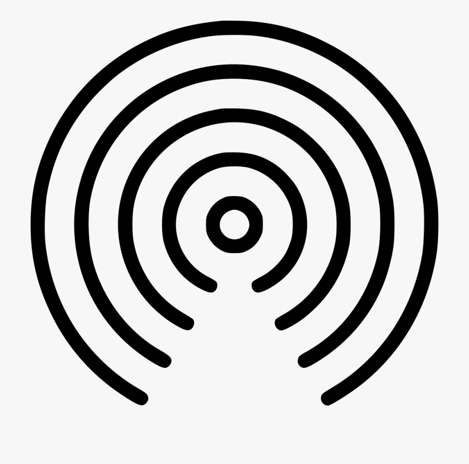 Wave png icon free. Clipart waves radio