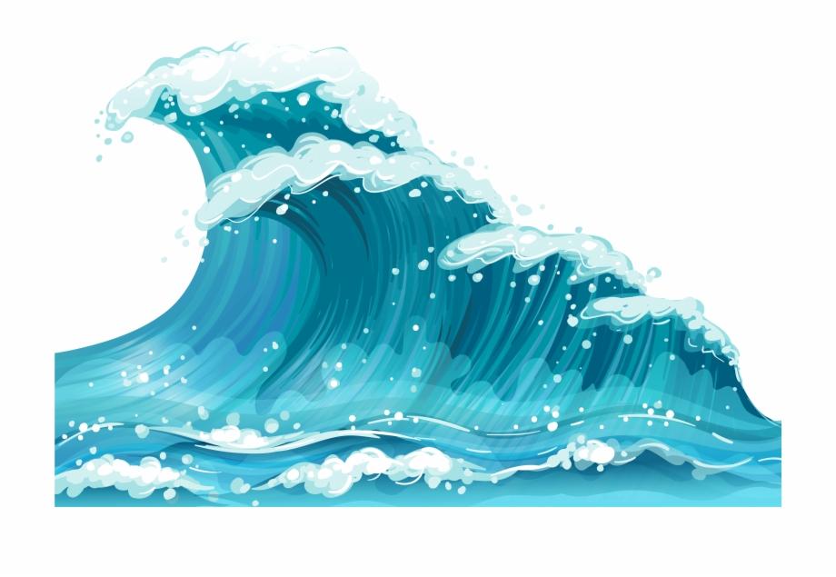 Waves clipart water wave. Ocean clip art gclipart