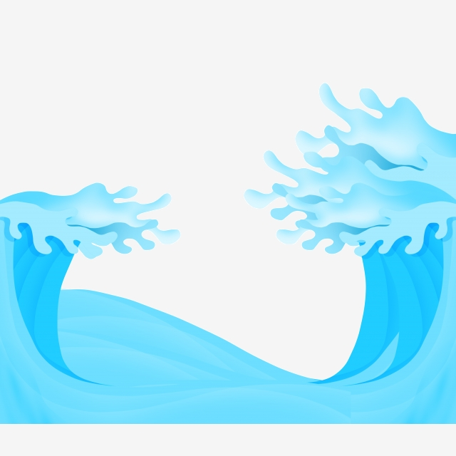 Waves clipart rough wave. Ripple ocean png transparent