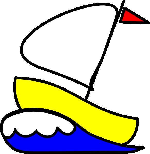 Number clip art at. Clipart wave sailboat