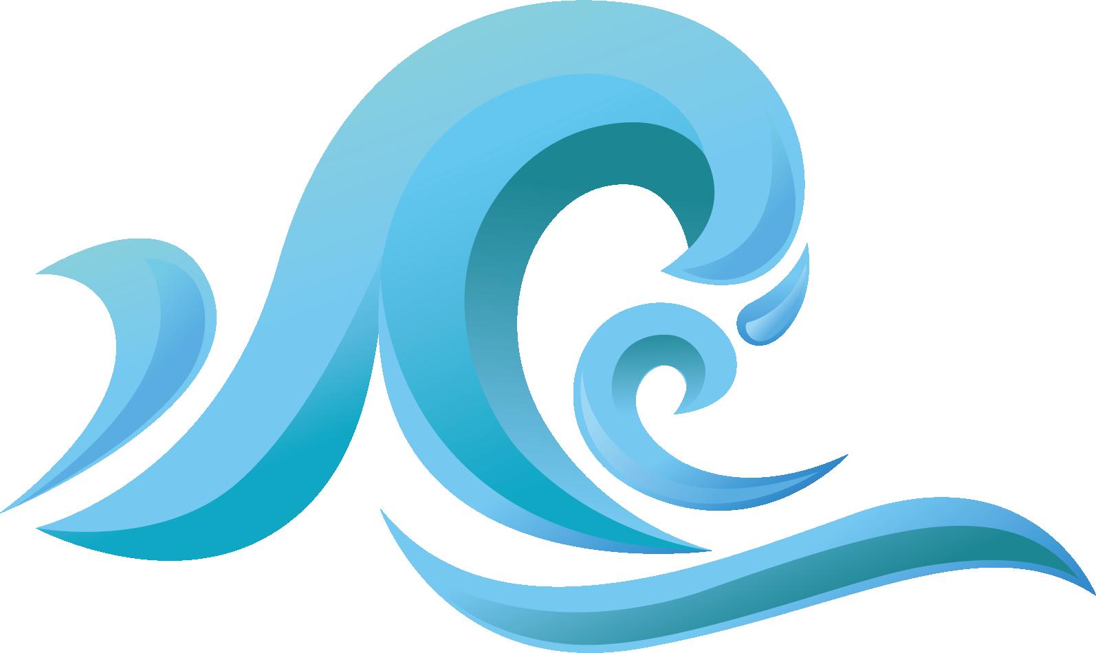 Wind material picture transprent. Splash clipart beach wave