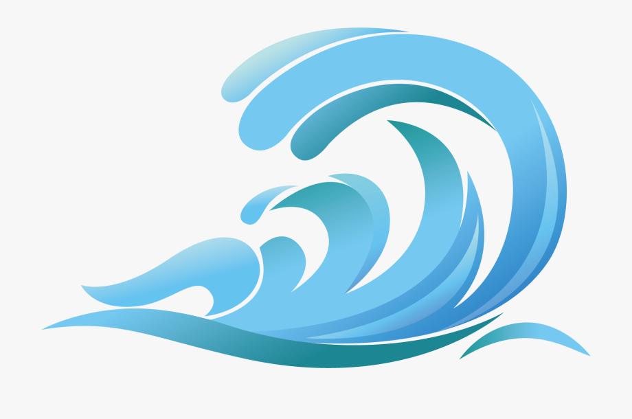 Waves clipart splash. Beach wave transparent water