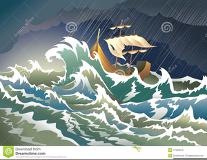 Free images at clker. Clipart waves stormy sea