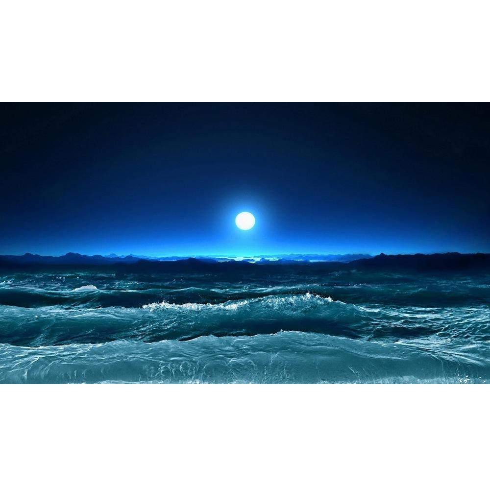 Night k www opendesktop. Clipart waves stormy sea