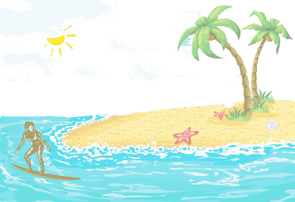 Clipart wave summer wave. Poster wind illustration surfing