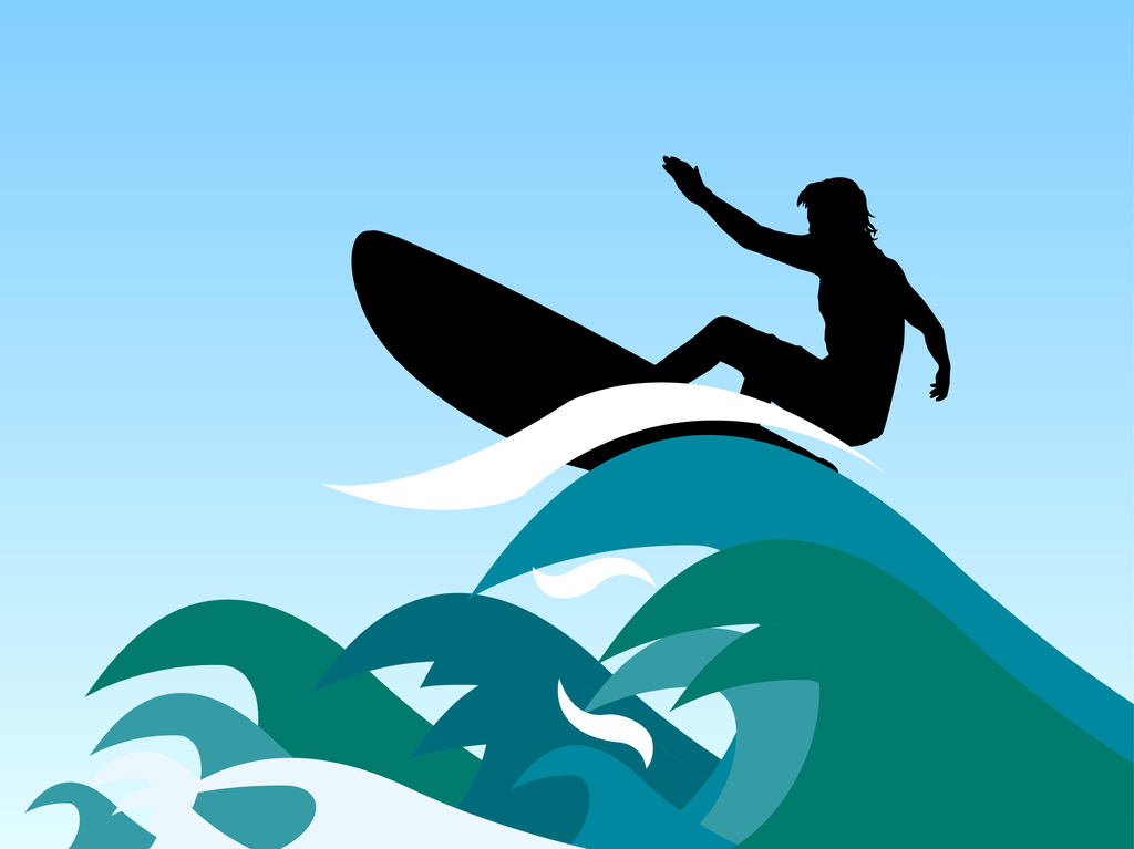 Clipart wave surf wave. Free ocean download clip
