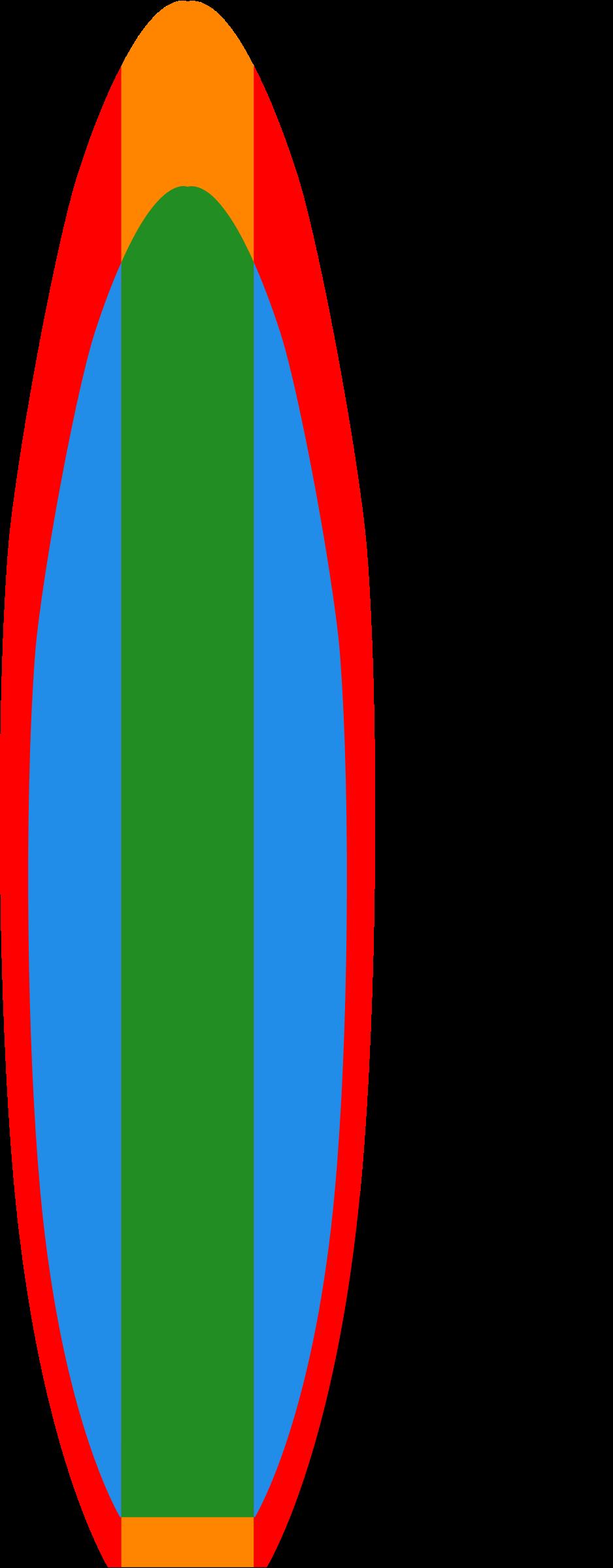Clipart wave surfboard. Clip art free panda