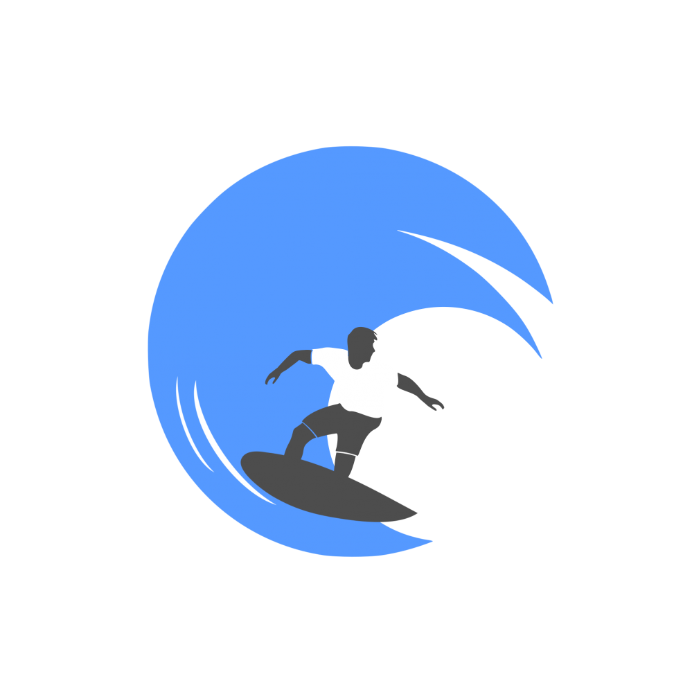 Clipart waves surf wave. Design logo free elements