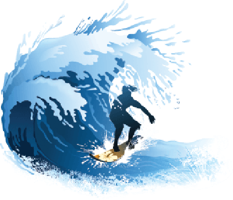 Wave pbs learningmedia . Waves clipart surfing
