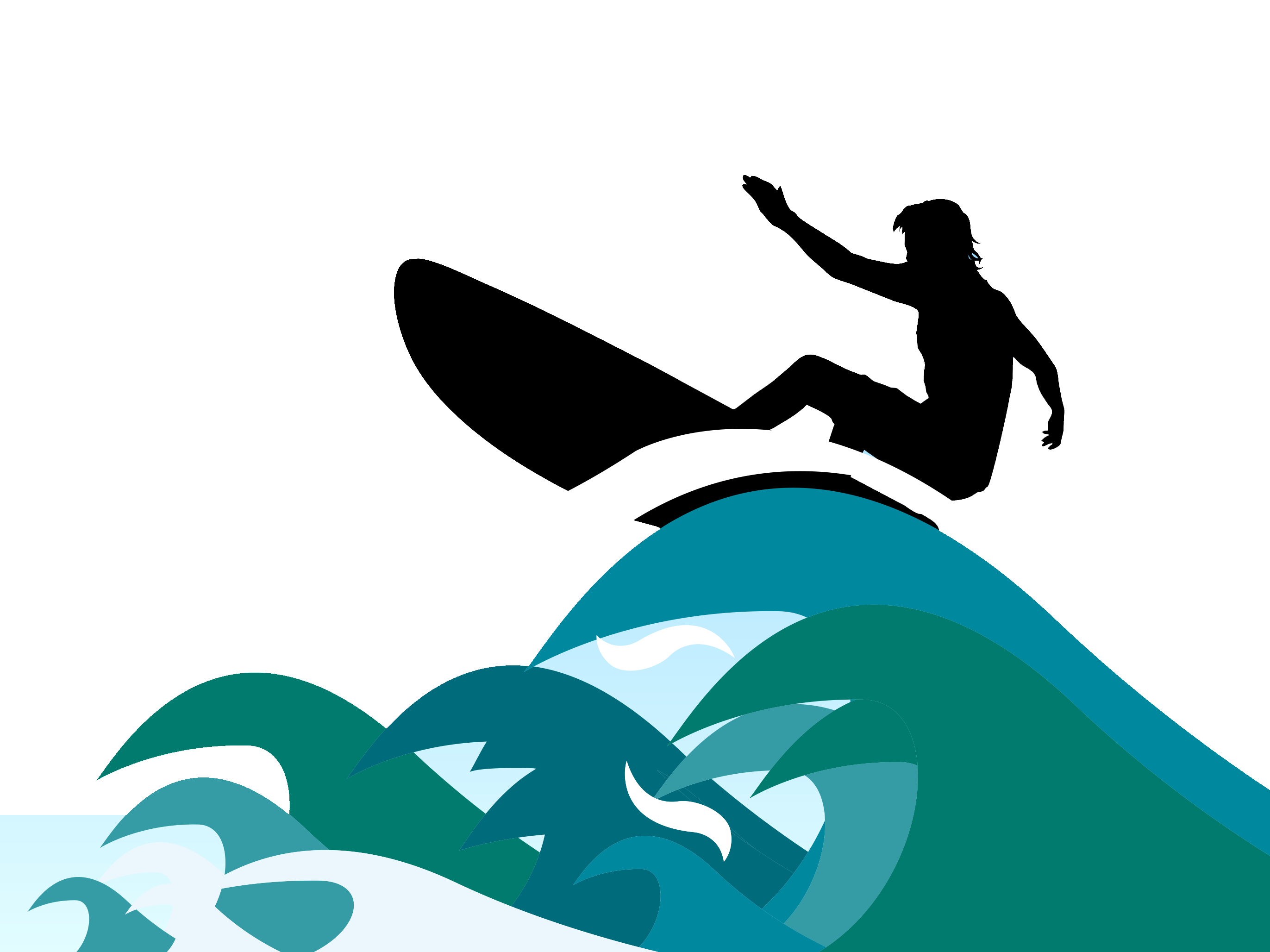 Clipart waves surf wave. Surfing surfboard clip art