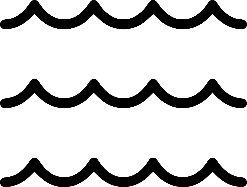 Clipart wave svg. Sea waves png icon