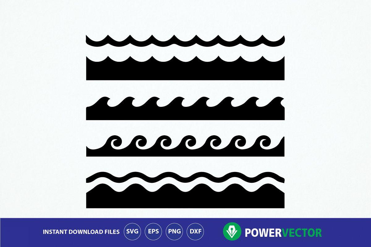 Waves clipart svg. Clip art files
