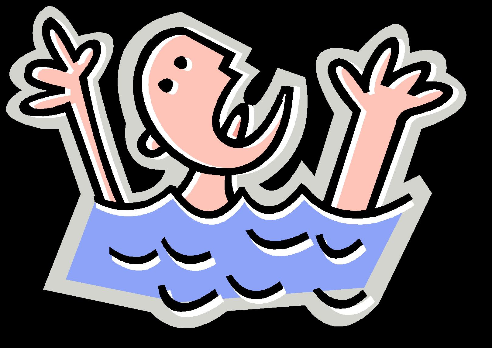 clipart wave tide