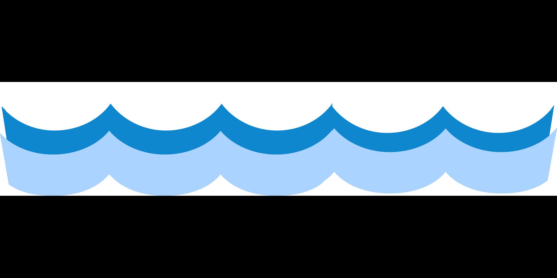 Waves sea water ocean. Clipart wave tide