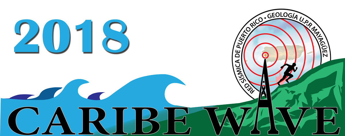 Caribe wave red s. Clipart waves tsunami