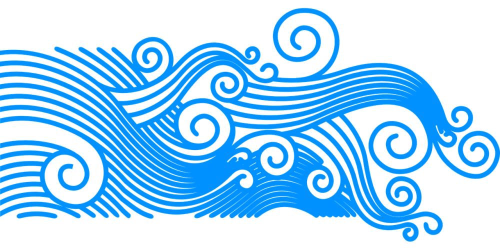 Free Waves Clip Art Pictures - Clipartix |Vague Clipart