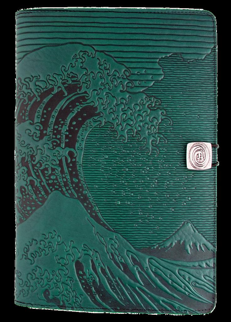 Leather ipad mini cover. Clipart wave wave hokusai