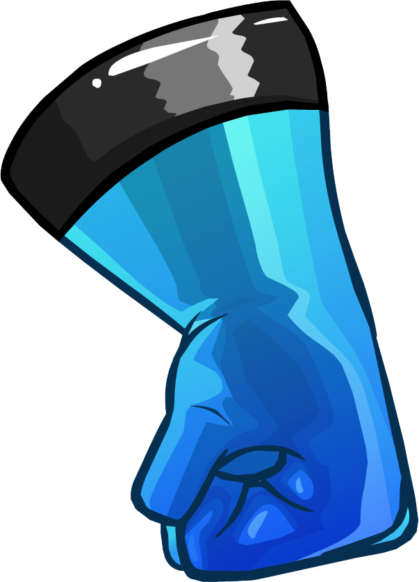 Clipart wave wave power. Image force gloves icons