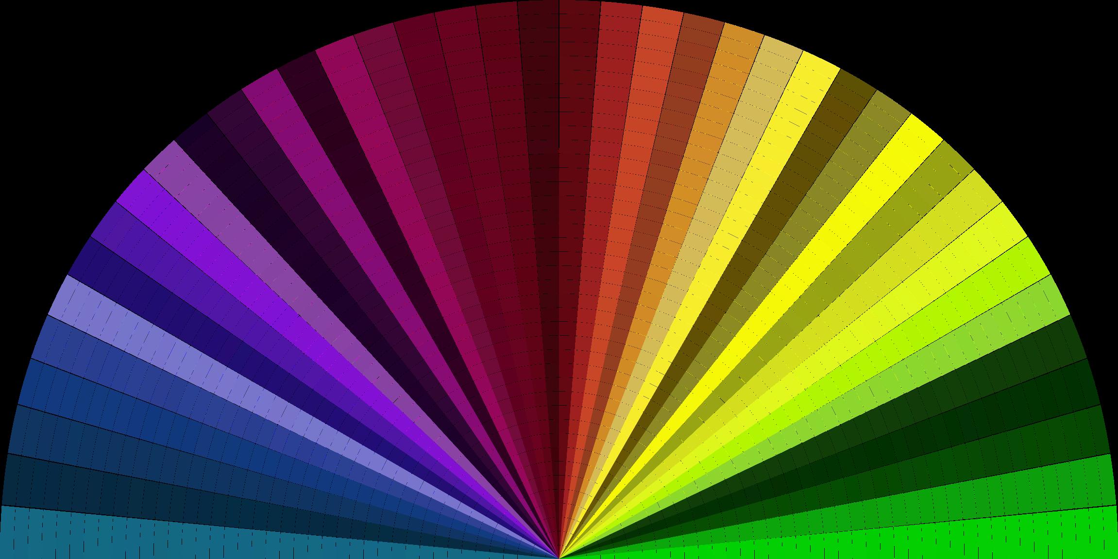 Clipart wave wave shape wave. Fan spectrum mosaic big