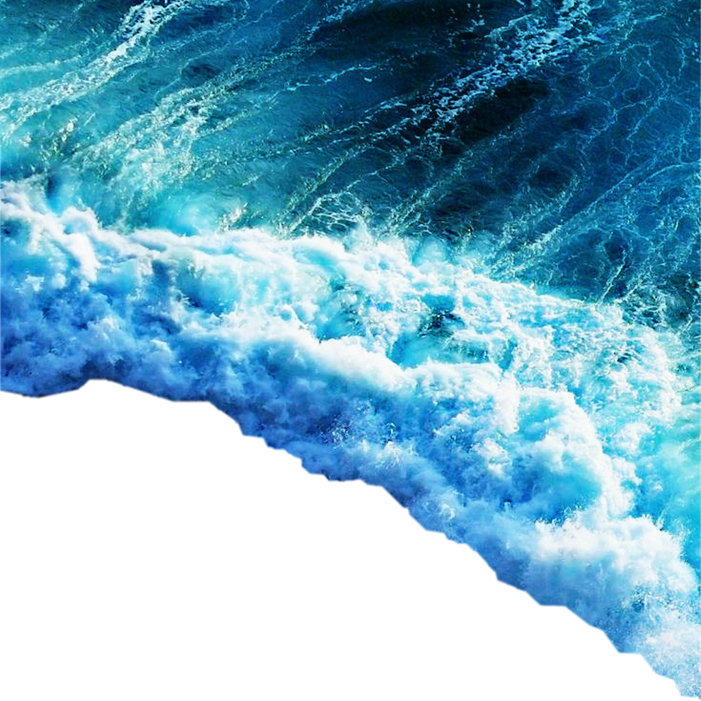 Fteblue blue sea seashore. Waves clipart wind wave