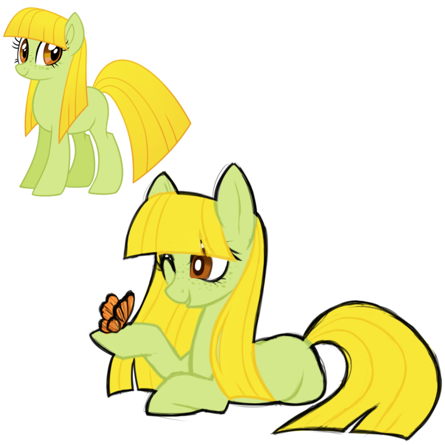 Adopt sunflower pony closed. Clipart wave yellow