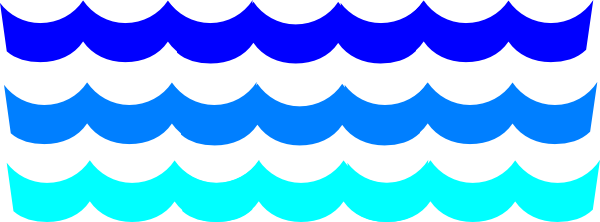 clipart waves