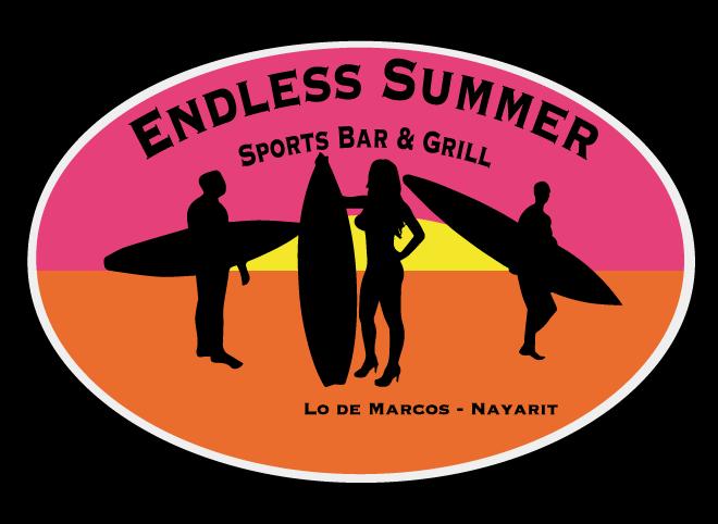 Endless summer logo dave. Clipart waves big wave