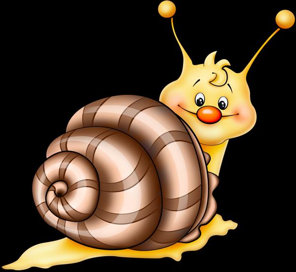 Clipart waves carton. Brown snail cartoon png