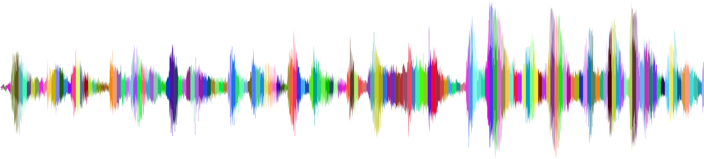 Clipart waves fire. Rgb sound wave no