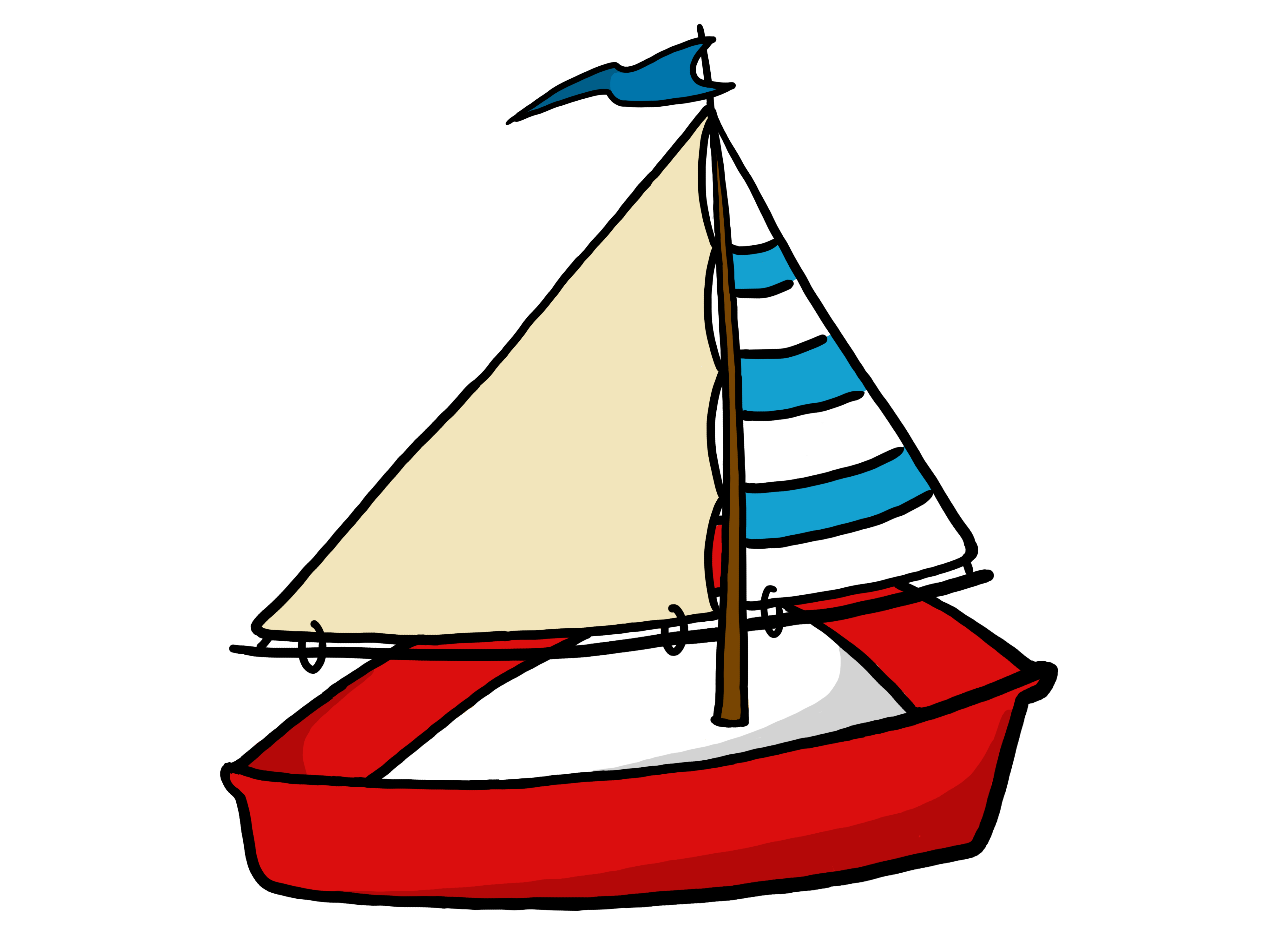 Clipart waves nautical. Sailing adventure cliparts zone